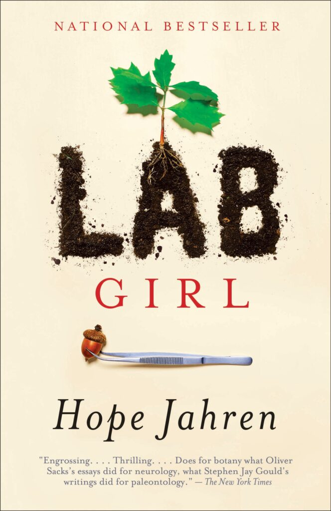 Book cover of Lab Girl by Hope Jahren